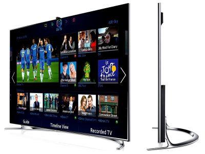 46 Samsung UE46F8000 Full HD Freeview HD Freesat HD Smart ...