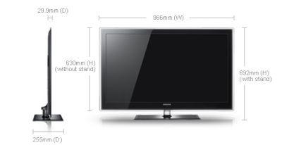 Samsung 460DX-2 LCD Monitor
