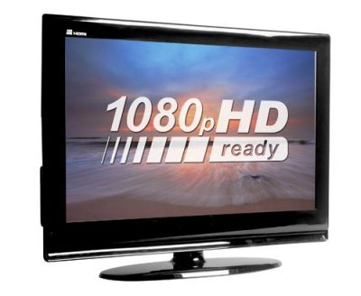 40 Evotel ELCD40USBFHD Full HD 1080p Digital Freeview LCD TV