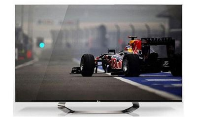 47 LG 47LM760T Full HD 1080p Freeview HD Smart 3D LED TV
