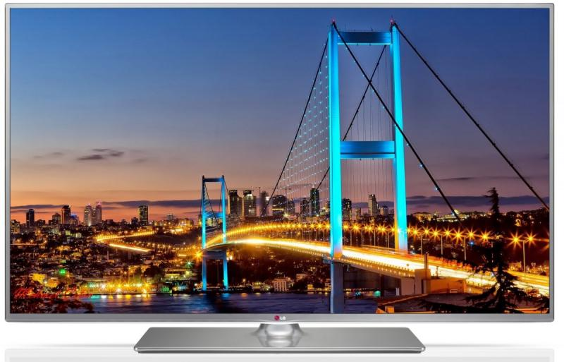 "50"" LG 50LB650V Full HD 1080p Freeview HD Smart 3D LED TV"