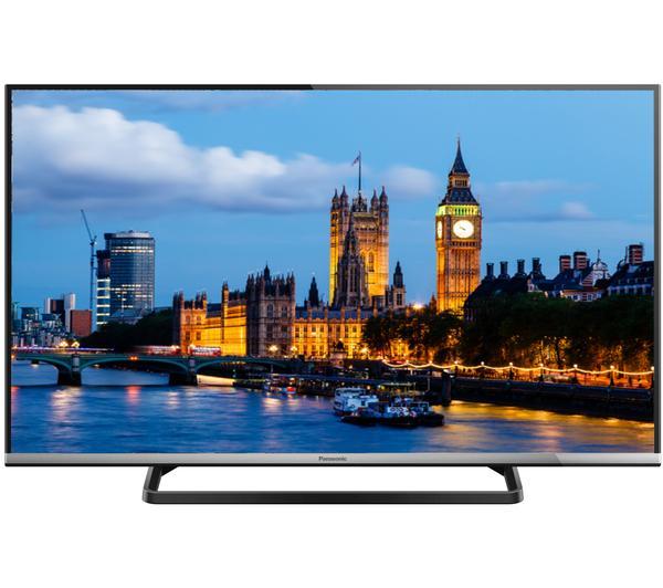 42 Panasonic TX-42AS520B Full HD 1080p Freeview HD Smart LED TV