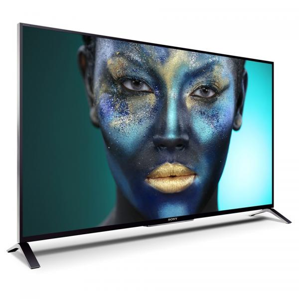 55 Sony KD55X8505BBU 4k Ultra HD Freeview HD Smart 3D LED TV