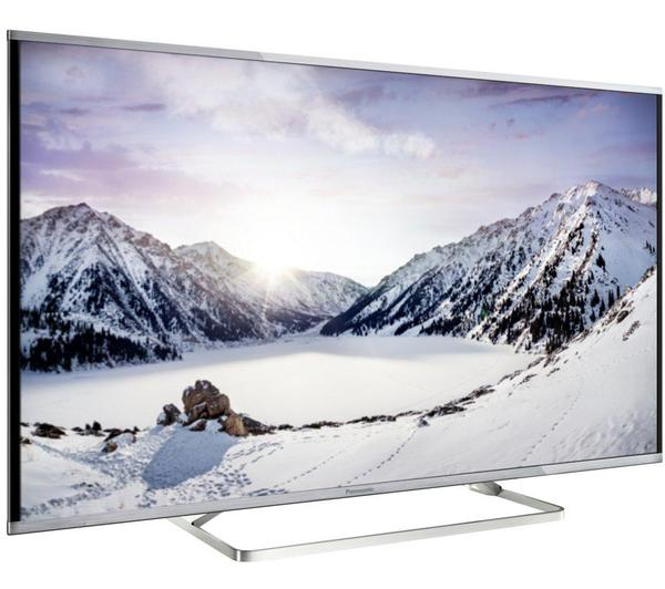 55 Panasonic TX-55AX630B Ultra HD 4K Freeview HD Smart 3D LED TV