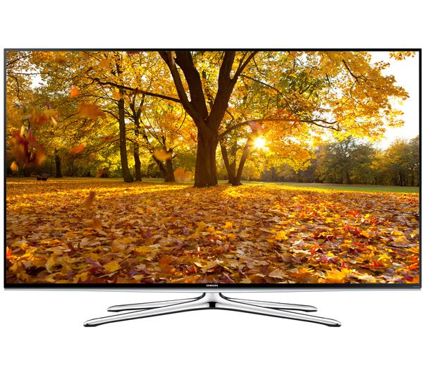 50 Samsung UE50H6200 Full HD 1080p Freeview HD Smart 3D LED