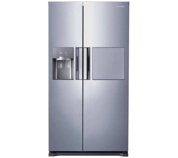 samsung rs7677fhcsl american style fridge freezer with water and ice dispenser silver. Black Bedroom Furniture Sets. Home Design Ideas