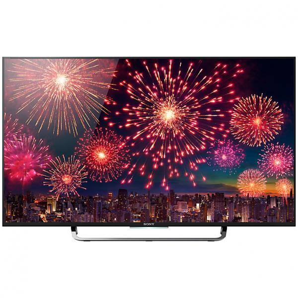 """49"""" Sony KD49X8309CBU 4K Ultra HD Freeview HD Android Smart LED TV"""