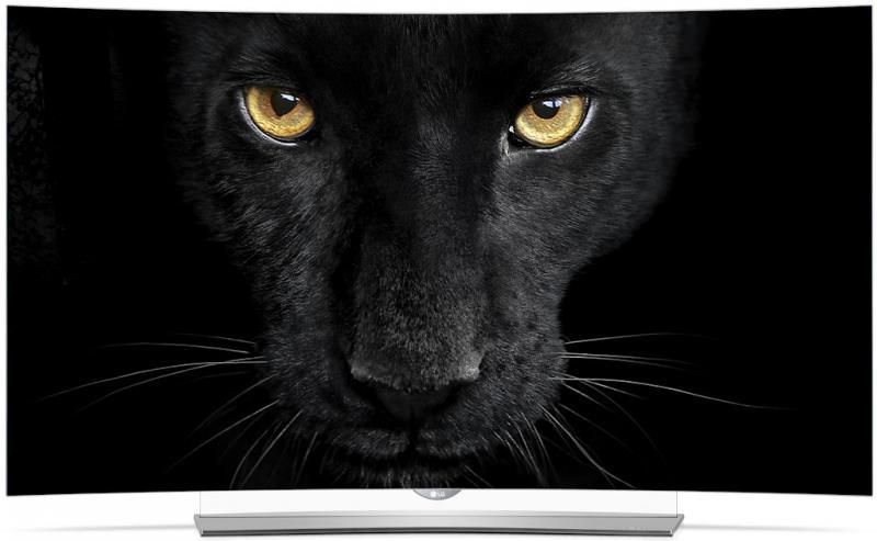 55 LG 55EG960V Curved 4K OLED 4K Ultra HD Freeview HD Smart 3D TV