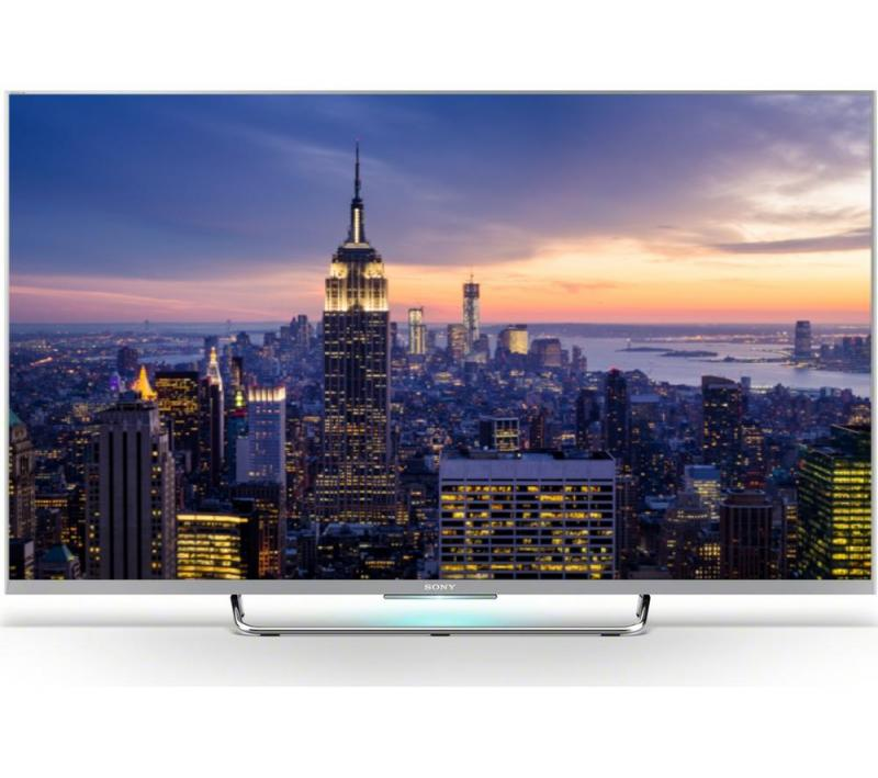 "43"" Sony KDL43W807CSU Full HD 1080p Freeview HD Android Smart LED 3D TV"