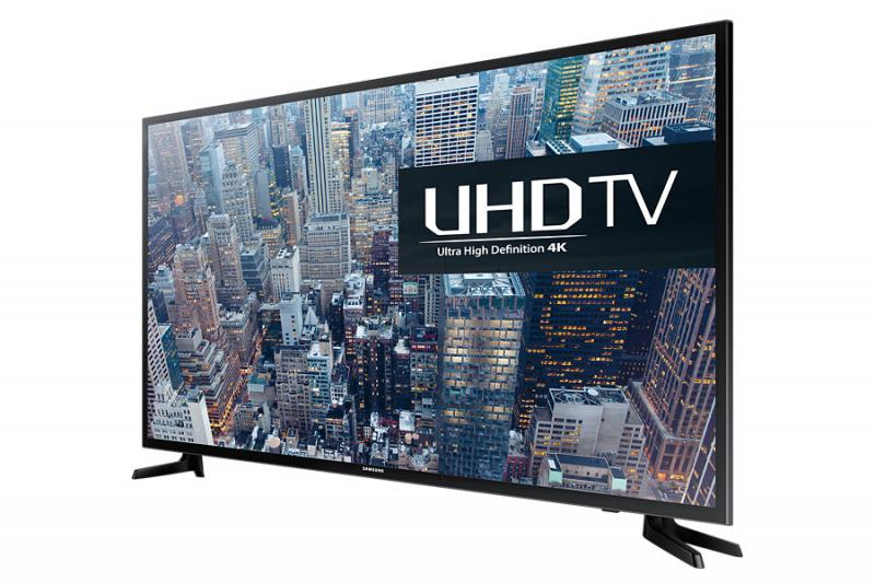 43 Samsung UE43JU6000 4k Ultra HD Freeview HD Smart LED TV