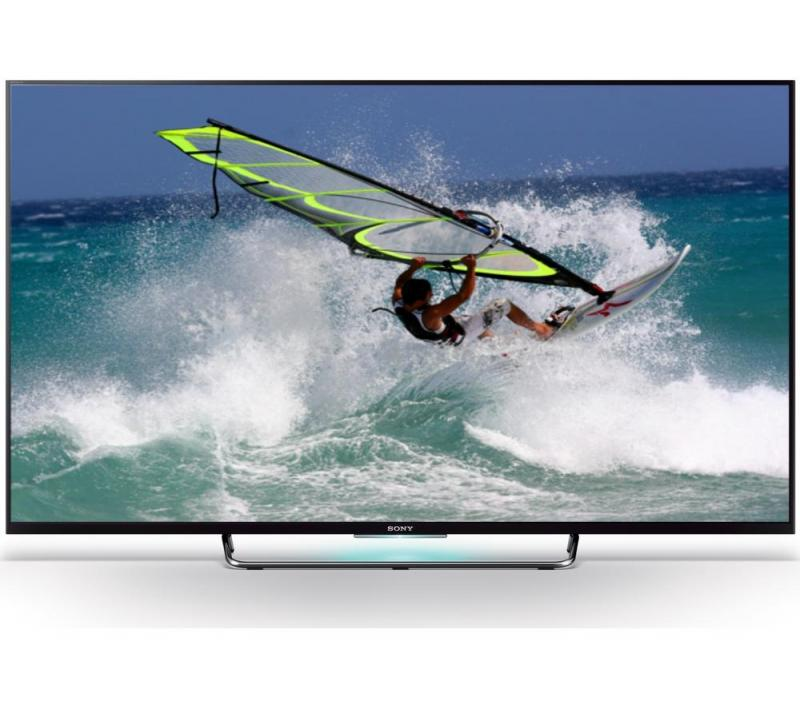 55 Sony KDL55W809CBU Full HD 1080p Freeview HD Android Smart 3D LED TV