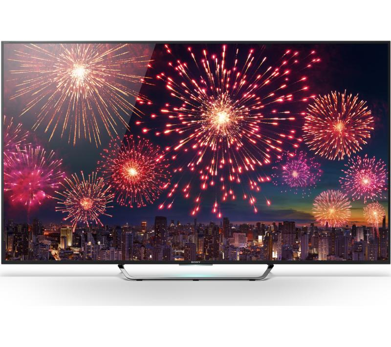 """55"""" Sony KD55S8505CBU Curved 4k Ultra HD Android Smart 3D LED TV"""