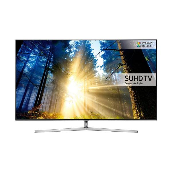 "49"" Samsung UE49KS8000 4K SUHD Freeview Freesat HD Smart LED HDR TV"