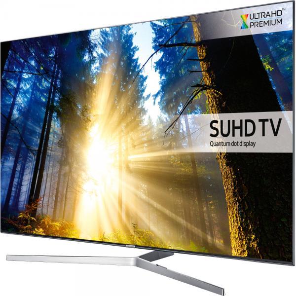 "65"" Samsung UE65KS8000 4K SUHD Freeview Freesat HD Smart LED HDR TV"