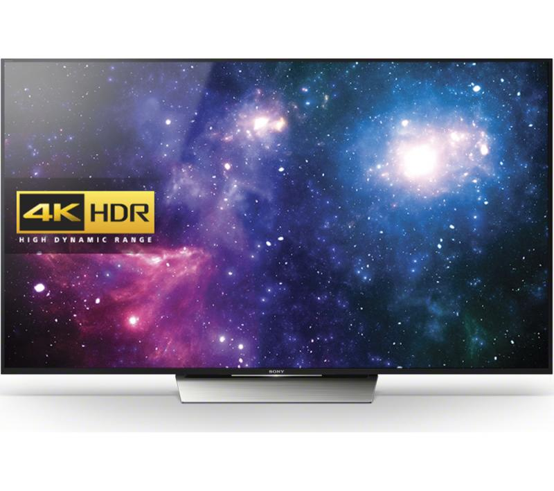 55 Sony KD-55XD8599BU 4k Ultra HD HDR Freeview HD Smart LED TV