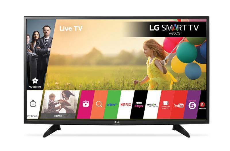 49 LG 49LH590V Full HD 1080p Freeview HD Smart LED TV