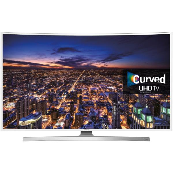 48 Samsung UE48JU6510 Ultra HD Curved 4K Freeview HD Smart LED TV