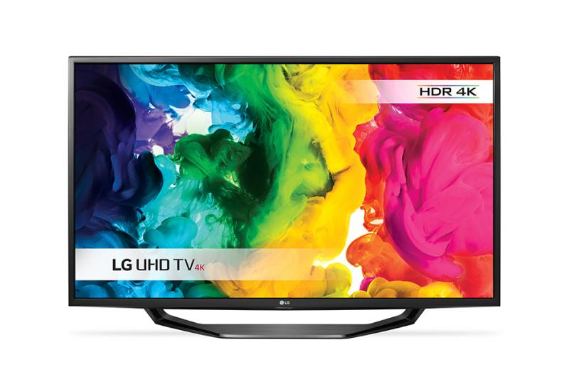 43 LG 43UH620V 4K Ultra HD Freeview HD Smart HDR LED TV