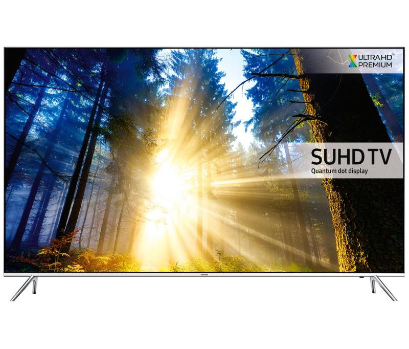 "55"" Samsung UE55KS7000 4K Ultra HD Freeview Freesat HD Smart LED HDR TV"