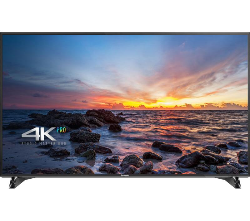 "58"" Panasonic TX58DX902B Ultra HD 4K Freeview HD Smart 3D LED TV"