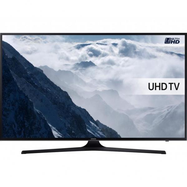 "70"" Samsung UE70KU6000 4k Ultra HD Freeview HD Smart LED HDR TV"