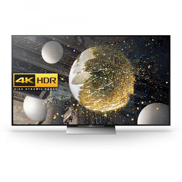 65 Sony KD65XD9305BU 4k Ultra HD HDR 3D Smart LED TV