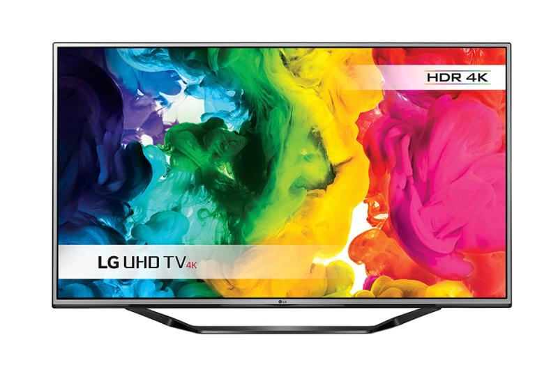 55 LG 55UH625V 4k Ultra HD Freeview HD HDR Freesat Smart LED TV