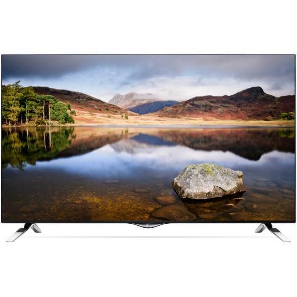 """49"""" LG 49UF695V 4K Ultra HD Freeview HD LED TV"""