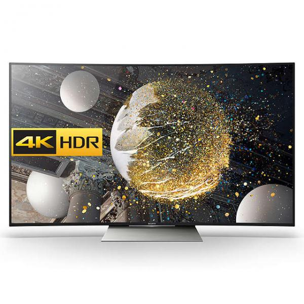 65 Sony KD65SD8505BU Curved 4k Ultra HD Android Smart LED TV