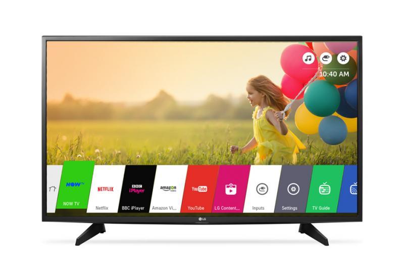 43 LG 43LH570V Full HD 1080p Freeview HD Smart LED TV