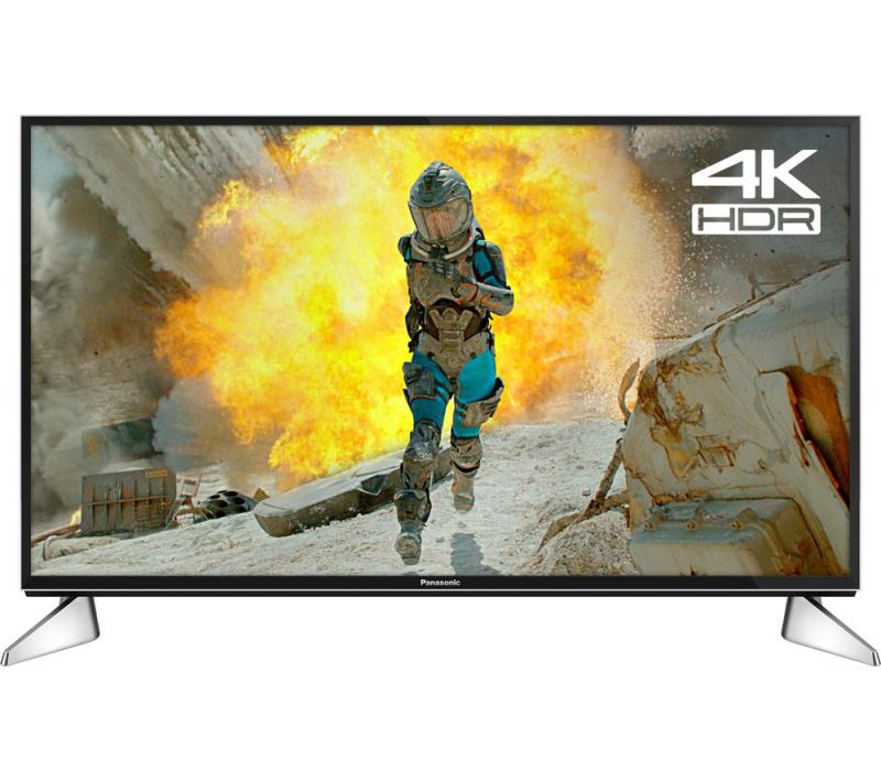 40 Panasonic TX-40EX600B 4K Ultra HD Freeview HD Smart LED HDR TV