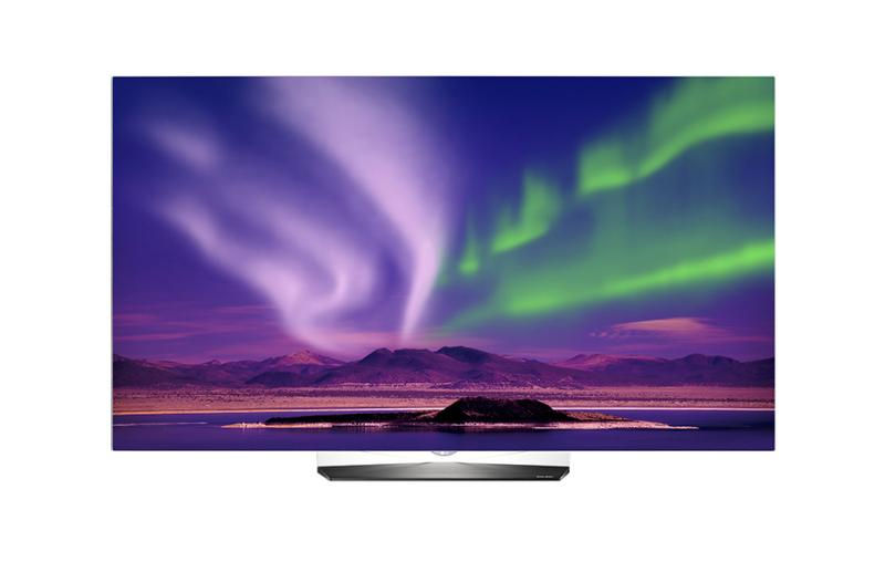 "65"" LG OLED65B6V 4K OLED Ultra HD HDR Freeview HD Smart TV"