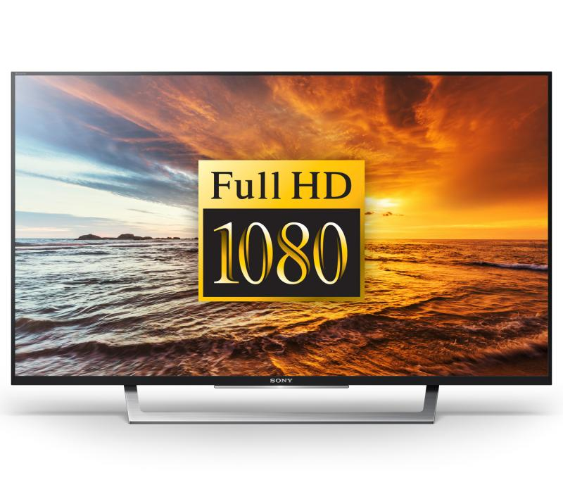 """43"""" Sony KDL43WD752 Full HD 1080p Freeview HD Smart LED TV"""