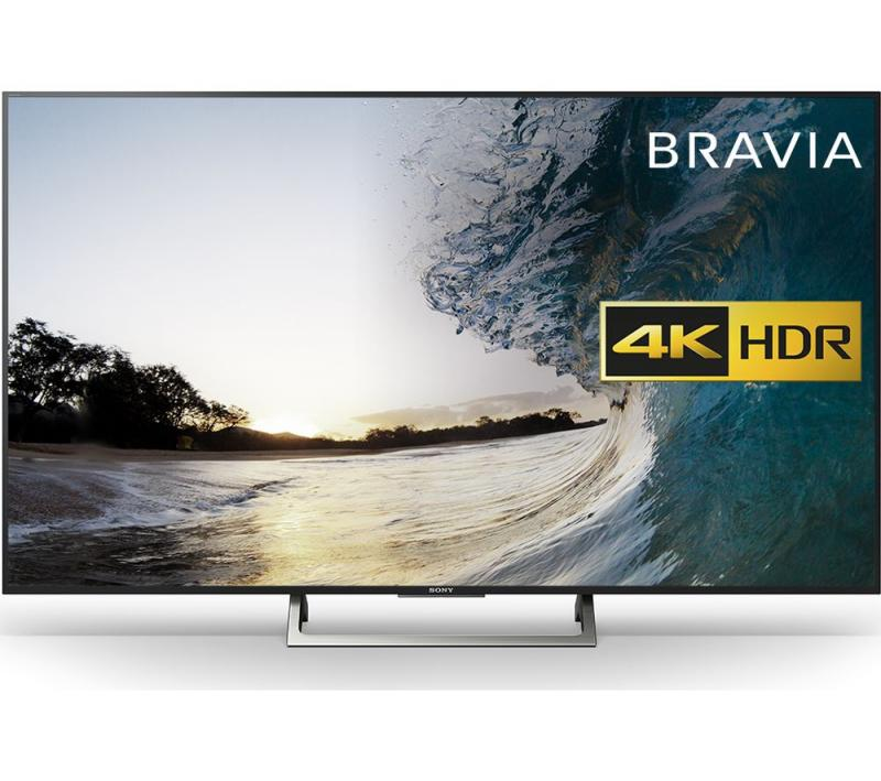 """55"""" Sony KD55XE8396BU 4K Ultra HD HDR Freeview HD Smart Android LED TV"""