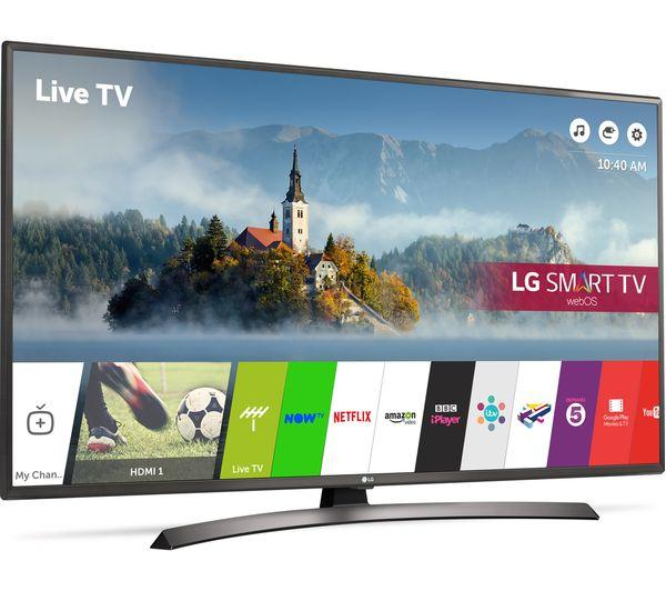 Low Price HD Smart TV Deals