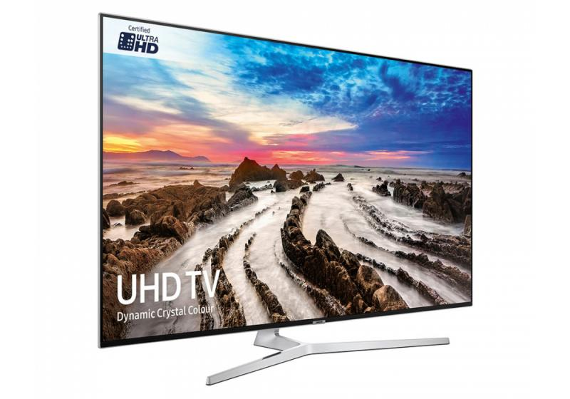 65 Samsung UE65MU8000 4K SUHD Freeview Freesat HD Smart LED HDR TV