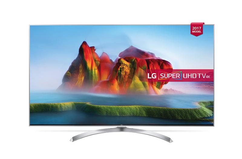 49 LG 49SJ810V 4k Ultra HD Nano Cell HDR Smart LED TV