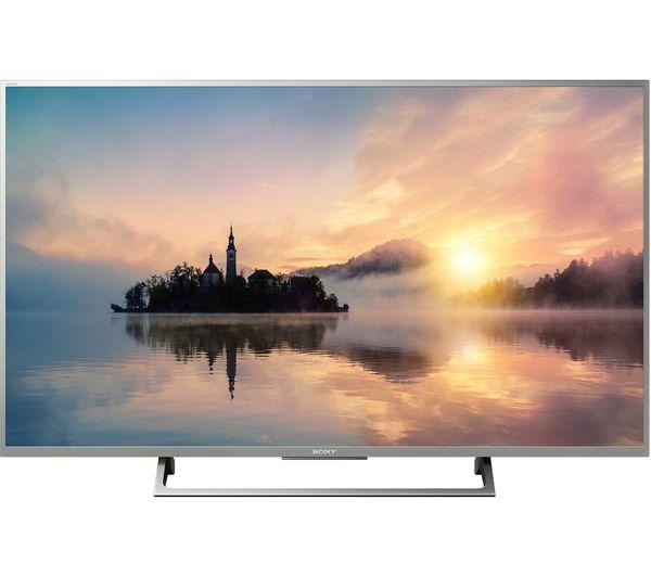 "43"" Sony KD43XE7073SU 4K Ultra HD HDR Freeview HD Smart LED TV"