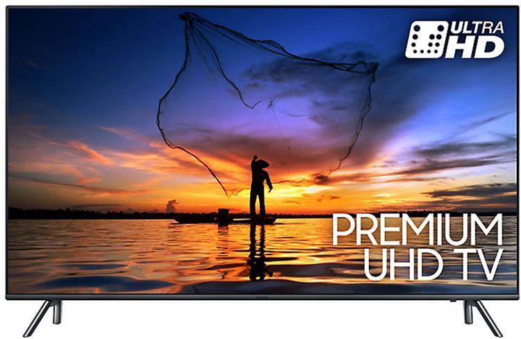 "55"" Samsung UE55MU7070 4K Ultra HD Freeview Freesat HD Smart LED HDR TV"