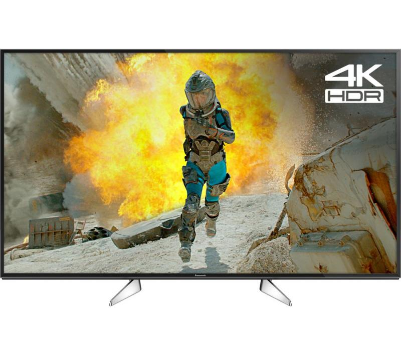 55 Panasonic TX-55EX580B 4K HDR Ultra HD Freeview HD Smart LED TV