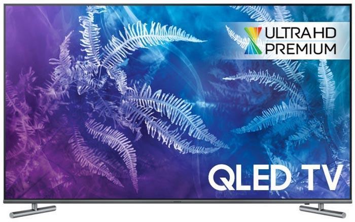 """55"""" Samsung QE55Q6FAM 4K HDR Smart QLED TV"""