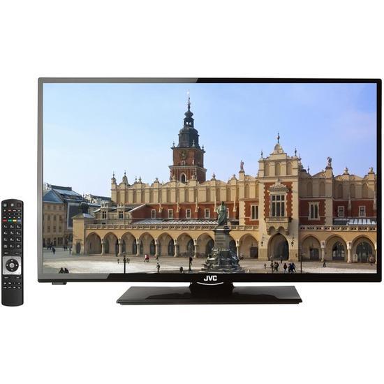 """50"""" JVC LT-50C740 Full HD 1080p Freeview HD Smart LED TV"""