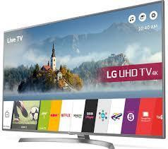 70 LG 70UJ675V 4K Ultra HD Freeview Freesat HD HDR Smart LED TV
