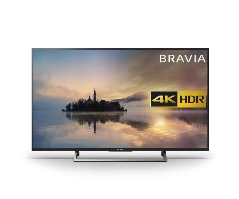 "55"" Sony KD55XE7093BU 4K Ultra HD HDR Freeview HD Smart LED TV"