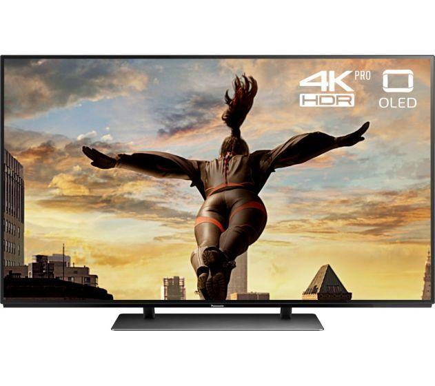 "55"" Panasonic TX-55EZ952B 4K Ultra HD HDR Smart OLED TV"