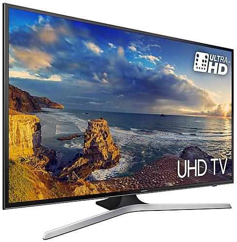 6dca8dbfd 40 Samsung UE40MU6100 4K Ultra HD HDR Freeview HD Smart ...