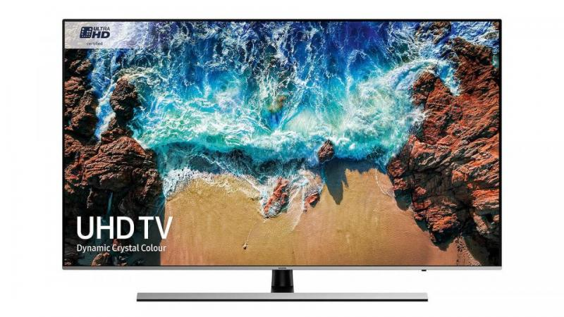 "49"" Samsung UE49NU8070 4K Premium Ultra HD HDR 1000 Smart LED TV"