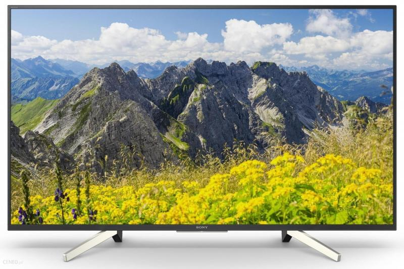 "65"" Sony KD65XF7596BU 4K Ultra HD HDR Freeview HD Smart LED TV"