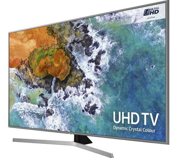 """55"""" Samsung UE55NU7470 4K Certified Ultra HD HDR Smart LED TV"""