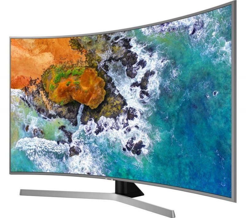 "65"" Samsung UE65NU7670 4K Certified Ultra HD Curved HDR Smart LED TV"